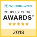 wedding wire award winner
